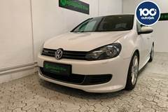 VW Golf VI TDi 105 BlueMotion 1,6