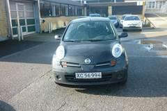 Nissan Micra Visia 1,2