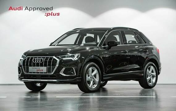 Audi Q3 TFSi Advanced S-tr.