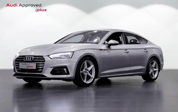 Audi A5 TFSi Sport SB S-tr.
