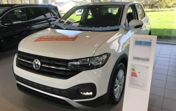 VW T-Cross TSi 95 1,0