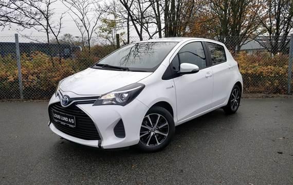 Toyota Yaris Hybrid H2 CVT 1,5