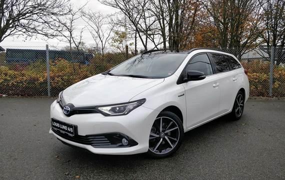 Toyota Auris Hybrid Prestige TS CVT 1,8