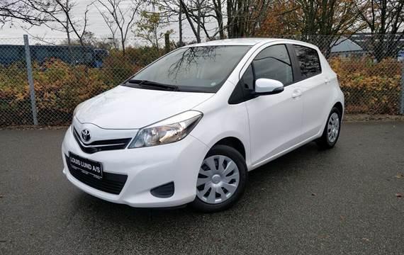 Toyota Yaris VVT-i T2 Van 1,0