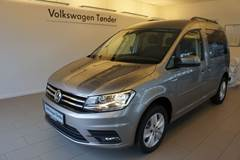 VW Caddy TSi 130 Comfortline DSG 1,4