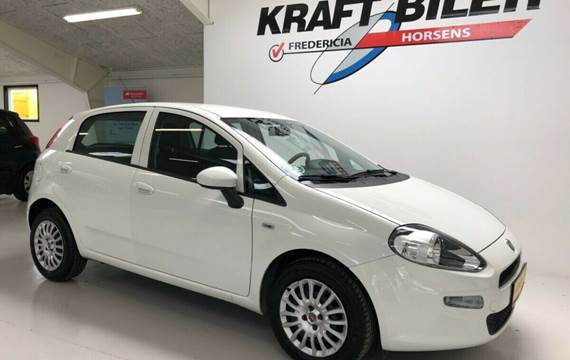 Fiat Punto TwinAir 100 Popstar Edition 0,9