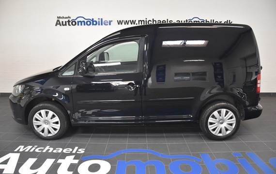 VW Caddy TDi 102 Basis BMT Van 1,6