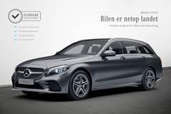 Mercedes C220 d AMG Line stc. aut. 2,0