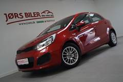 Kia Rio CVVT Limited 1,2