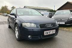 Audi A3 FSi Attraction 2,0
