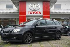 Toyota Avensis Linea Sol  Stc 2,0