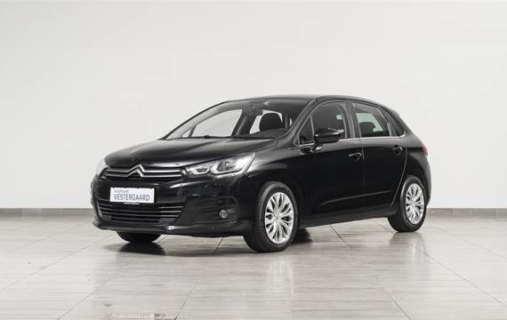 Citroën C4 1,6 Blue HDi Feel Complet start/stop  5d