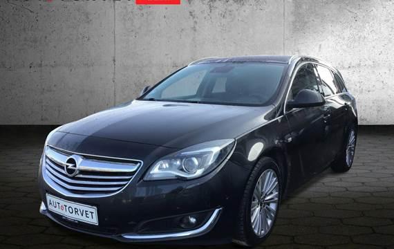 Opel Insignia CDTi 163 Cosmo ST aut. 2,0
