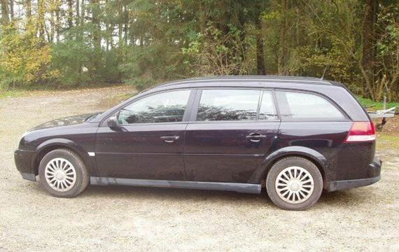 Opel Vectra 2,2 16V Direct Limited Wagon