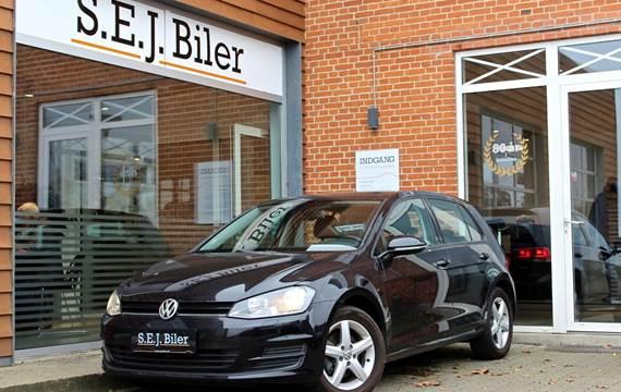 VW Golf VII TSi 125 Style DSG BMT 1,4