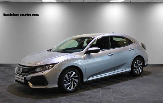 Honda Civic VTEC Turbo Comfort 1,0