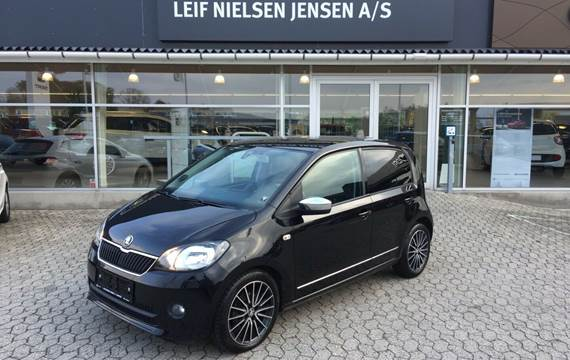 Skoda Citigo 60 Dynamic 1,0