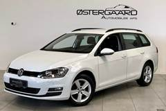 VW Golf VII TDi 110 BlueMotion Variant DSG 1,6