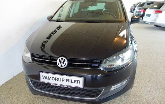 VW Polo TDi 90 Highline BMT Van 1,6