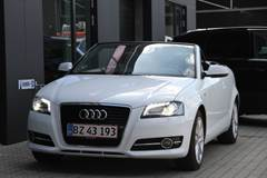 Audi A3 TFSi Ambition Cabriolet 1,4