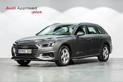 Audi A4 TFSi Advanced+ Avant S-tr.