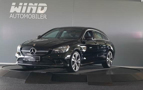 Mercedes CLA200 SB aut. 1,6