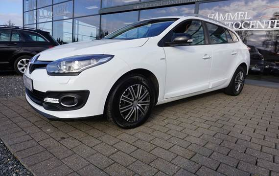 Renault Megane III dCi 110 Limited Edition ST ESM 1,5