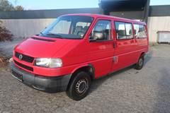 VW Caravelle Comfort. 9prs 2,5