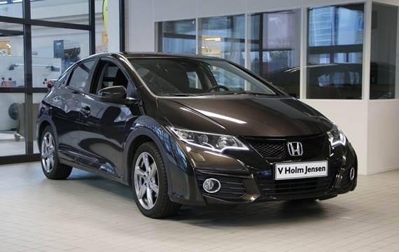 Honda Civic i-VTEC Comfort 1,4