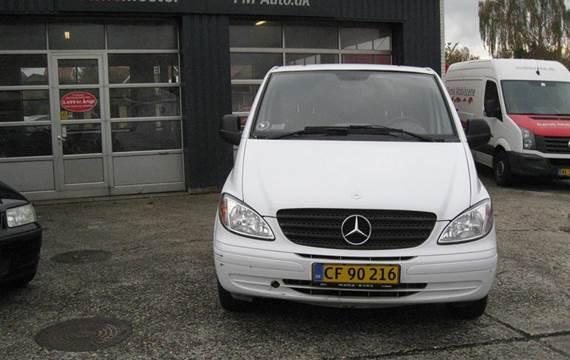 Mercedes Vito 115 CDI  Van 2,2