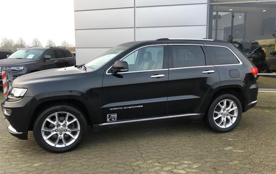 Jeep Grand Cherokee 3,0 MJT Summit 4x4  Van 8g Aut.