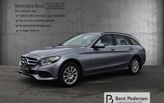 Mercedes C220 220  Bluetec 7G-Tronic Plus  Stc Aut. 2,1
