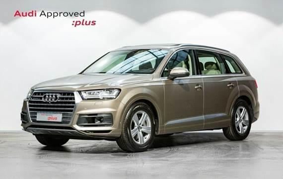 Audi Q7 TDi quattro Tiptr.