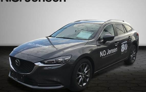 Mazda 6 Sky-G 145 Vision stc. 2,0