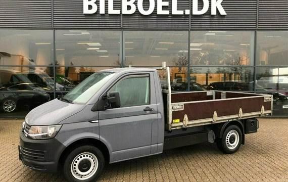 VW Transporter TDi 150 Ladvogn kort 2,0