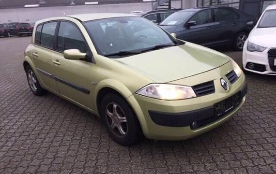 Renault Megane II Expression 1,4
