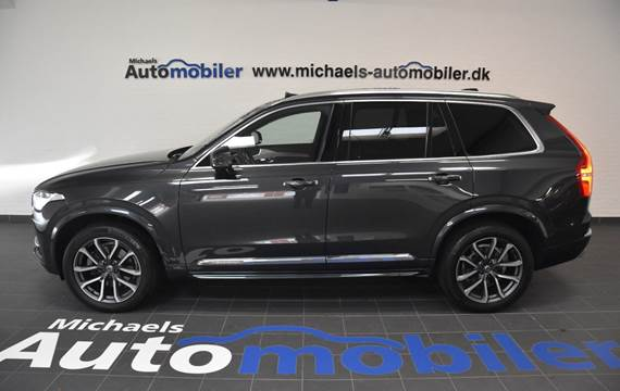 Volvo XC90 D5 235 Inscription aut. AWD 2,0