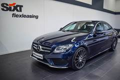 Mercedes C220 CDi aut. BE 2,2