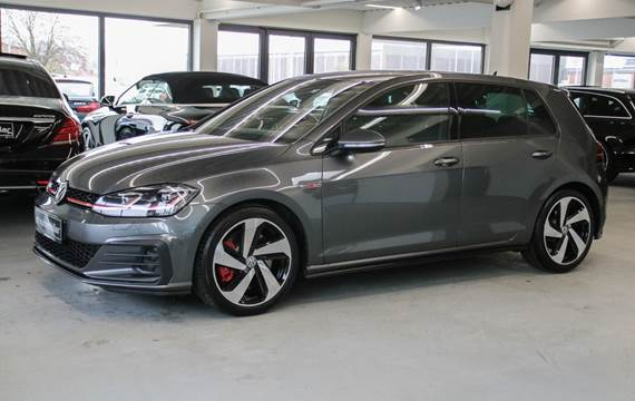 VW Golf VII GTi Performance DSG 2,0