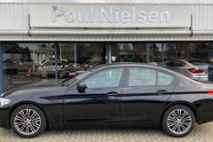 BMW 525d Sport Line aut. 2,0