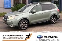 Subaru Forester XT AWD CVT  5d Aut. 2,0