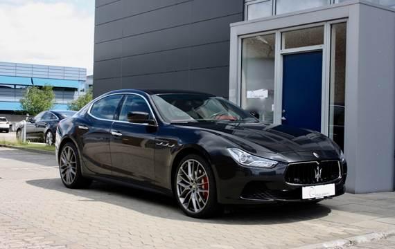 Maserati Ghibli aut. 3,0