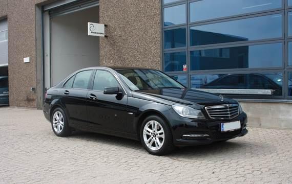Mercedes C200 CDi aut. BE 2,2