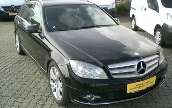 Mercedes C200 CDi stc. Van 2,2