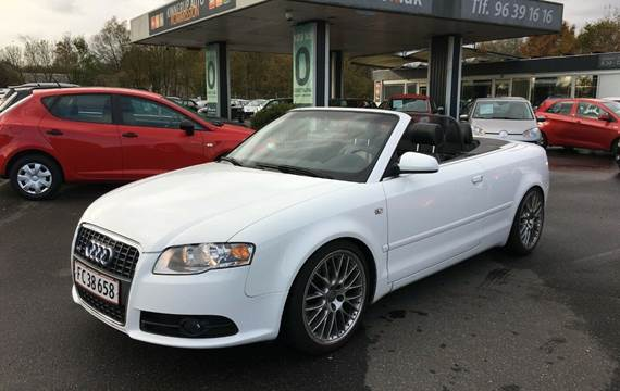 Audi A4 T 163 Cabriolet 1,8