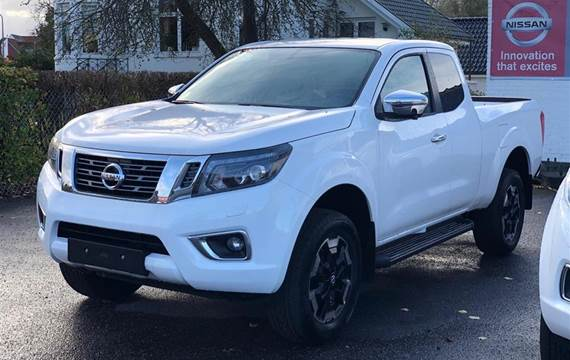 Nissan Navara 2,3 King Cab  DCi N-Connecta 4x4  Pick-Up 6g