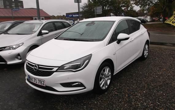 Opel Astra T 105 Enjoy aut. 1,0