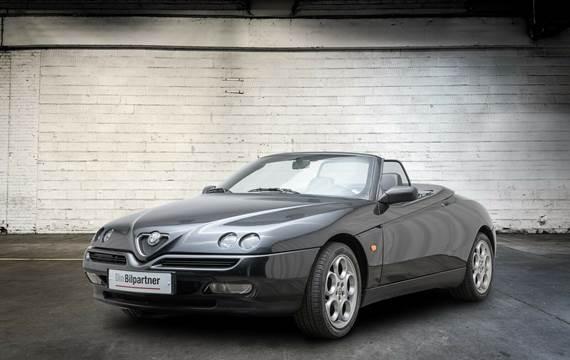 Alfa Romeo Spider V6 3,0