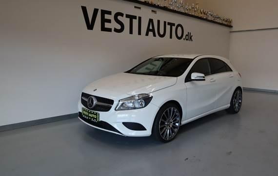 Mercedes A180 CDi BE Edition Van 1,5