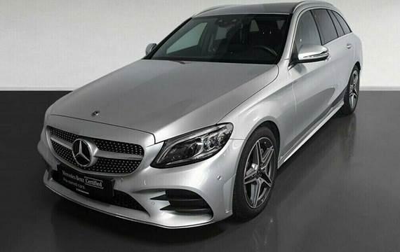 Mercedes C300 d stc. aut. Van 2,0